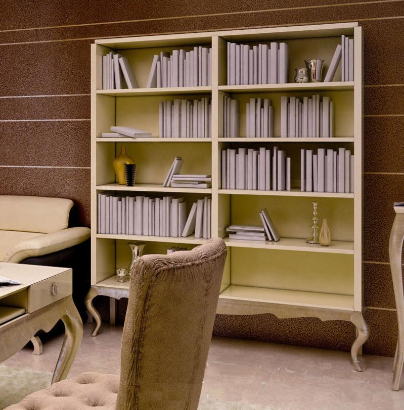 """Книжный шкаф """"venezia"""" inmyroom imr-51789 купить по цене 104."""