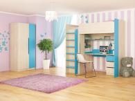 Детская комната «Топаз». Вариант 2