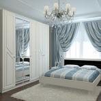 Спальня «Азалия» вариант 1
