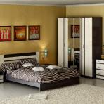 Спальня Сафари вариант 1
