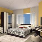 Спальня Сафари вариант 2