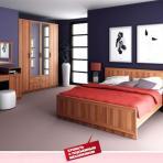 Спальня Виктория (слива валлис)