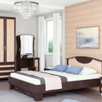 Спальня «Карина Люкс» (дуб венге)