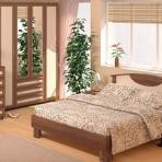 Спальня «Карина Люкс» (слива валлис)