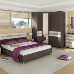 Мебель для спальни Ривьера 1