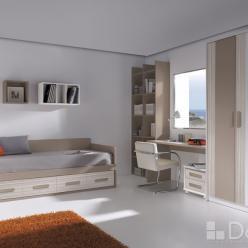 Детская комната Данза (композиция 05) (Дана)