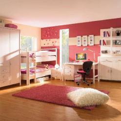 """Детская комната """"Мадейра"""" (массив сосны) (Диприз)"""