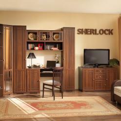 """Гостиная """"Sherlock"""" (Шерлок)  Комплектация 1 (Глазов-мебель)"""