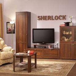 """Sherlock (Шерлок) - Гостиная """"Sherlock"""" Комплектация 4 (Глазов-мебель)"""