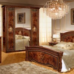 """Спальня """"Карина-3 орех"""" (Ярцево)"""