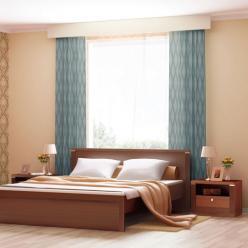 Спальня Милан, орех миланский (Анрэкс)