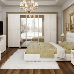 Спальня «Ирис» вариант 7 (Арника)