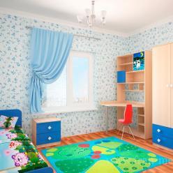 Детская комната «Жили-были» (РОСТ)