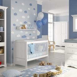 Детская комната для малыша Снежка (Sniezka 3) (Skalik)