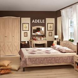 Спальня ADELE вариант 2 (Глазов-мебель)