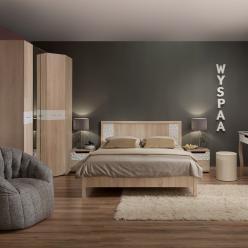 Спальня WYSPAA. Компоновка 2 (Глазов-мебель)