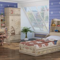 Детская комната «Квест».Компоновка 1 (Ижмебель)