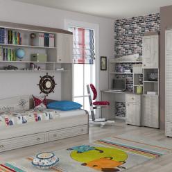 Детская комната «Калипсо» (Интеди)
