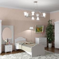 Детская комната для девочки  Ассоль  (Компасс)