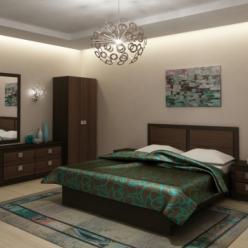 Спальня Александрия Вариант 1 (Компасс)