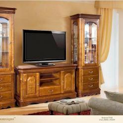 """Набор мебели для гостиной  """"Провинция"""" (Лидская)"""