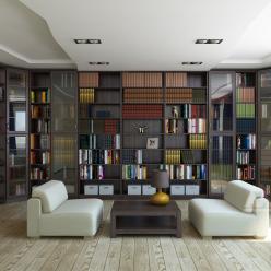 Библиотека Милан 2 (Мастер)