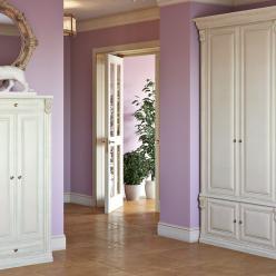 """Комплект мебели для коридора """"Б 5.15-2, Б 5.16-4"""" (Мебель Благо)"""