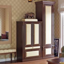 Комплект мебели для прихожей Б 5.15-1, Б5.16-6 (Мебель Благо)