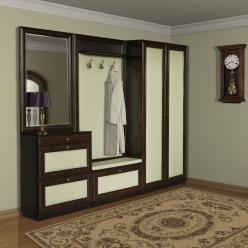 Прихожая Благо 6 композиция 3 (Мебель Благо)