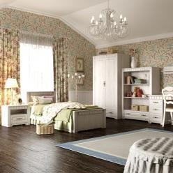Детская комната «Прованс» (Мебельград)