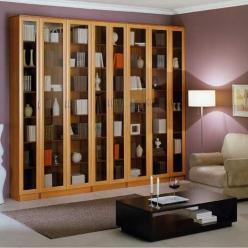 Книжный шкаф ВЕРОНА - 1 (МегаЭлатон)