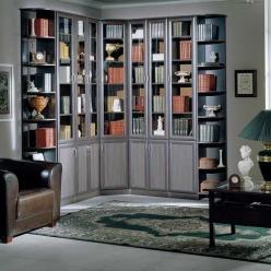 Книжный шкаф ВЕРОНА - 2 (МегаЭлатон)