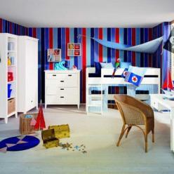 """Детская комната для мальчика """"Сиело"""" (ММЦ)"""