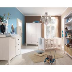 Детская комната для малыша Сиело из массива сосны (ММЦ)