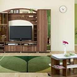 Гостиная «Мираж» (МСТ Мебель)