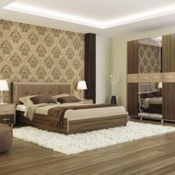 Спальня «Оливия». Комплектация 2 (МСТ Мебель)