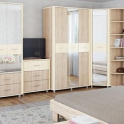 Спальный гарнитур «Оливия»  (МСТ Мебель)