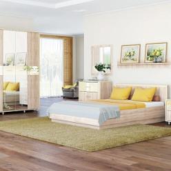 Спальня «Оливия» (МСТ Мебель)