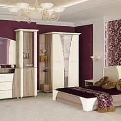Спальня «Натали» (МСТ Мебель)