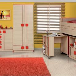 Детская Севилья 1 (Олимп-мебель)