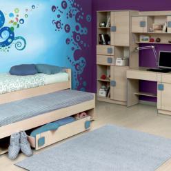 Детская Севилья 2 (Олимп-мебель)