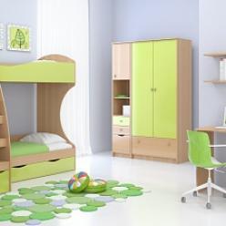 Детская комната «Пионер» (Омскмебель )