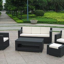 Плетеная мебель GARDA-1007 (Паоли)