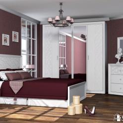 Спальня «Адель»    (Сильвa)