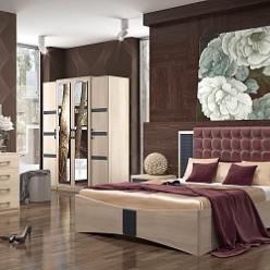 Спальня «Франческо» (УфаМебель)