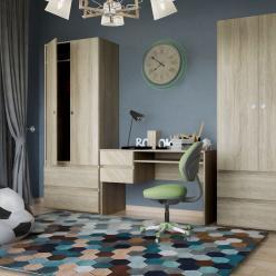 Подростковая мебель Рино 3 (ВасКо)