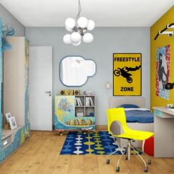 Молодёжная комната Юна 2 (ВасКо)