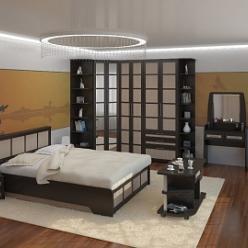 Спальня Соло 19 (ВасКо)