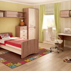 Молодежная комната Британия 2 (Витра)