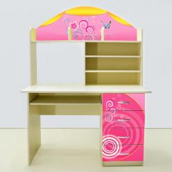 Детская мебель Карета Принцесса (ВиВера мебель)